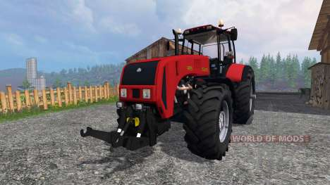 Беларус-3522 v1.1 для Farming Simulator 2015