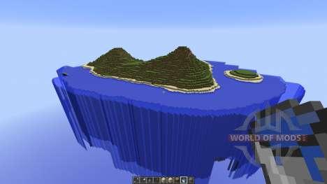 Hok Island для Minecraft