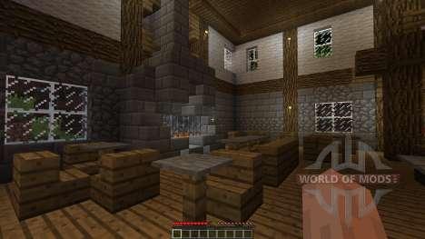 Fantasy Themed Faction Spawn для Minecraft