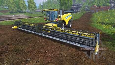 New Holland CR10.90 v1.1 для Farming Simulator 2015