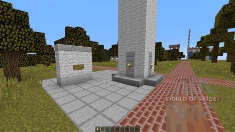 Los Santos from GTA для Minecraft
