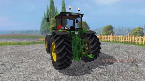 John Deere 8530 [edit] для Farming Simulator 2015