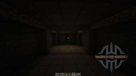 Mountain Piston House для Minecraft