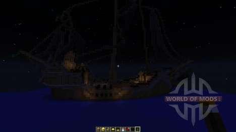Pirates Ship для Minecraft