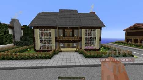 Neighborhood для Minecraft