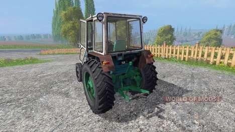 ЮМЗ-6КЛ [моющийся] v2.0 для Farming Simulator 2015