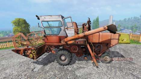 СК-5 Нива v2.0 для Farming Simulator 2015