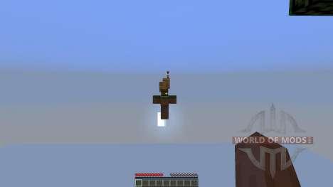 Sky Lands V1 для Minecraft