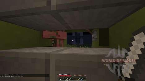 UNSC Halo для Minecraft