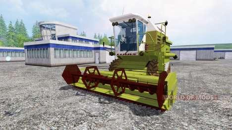 CLAAS Dominator 88SL для Farming Simulator 2015