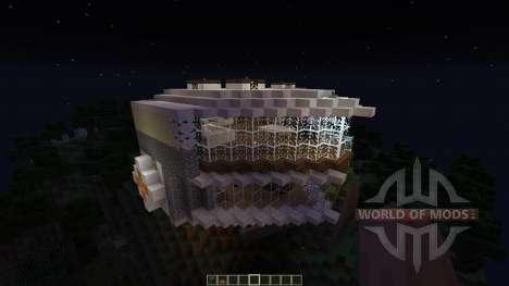 Sync A Small Modern House для Minecraft