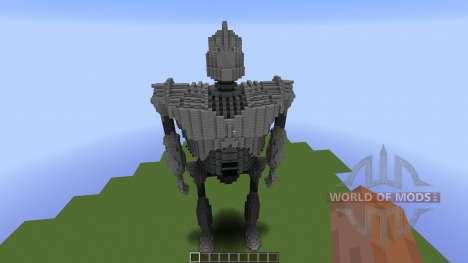 The Iron Giant для Minecraft