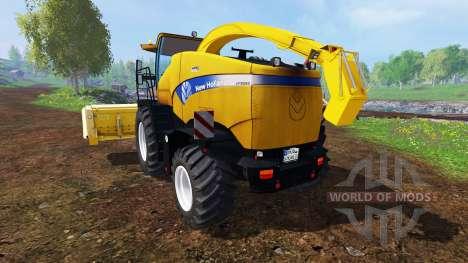 New Holland FR 9090 v1.1 для Farming Simulator 2015