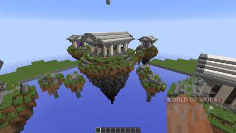 The Gates to Aether для Minecraft