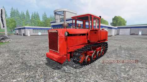 ДТ-75М для Farming Simulator 2015