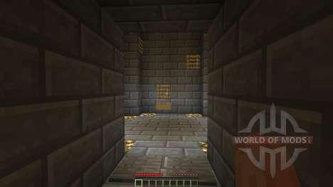 The Stone Tower Parkour для Minecraft