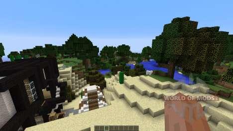 Modern House 5 для Minecraft