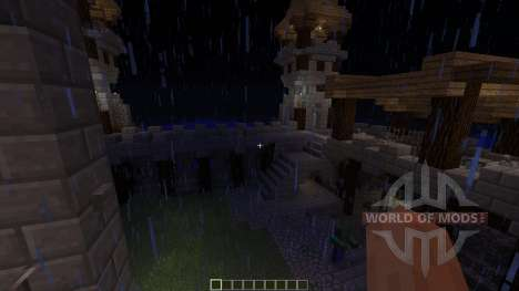 The Eastern Outpost для Minecraft
