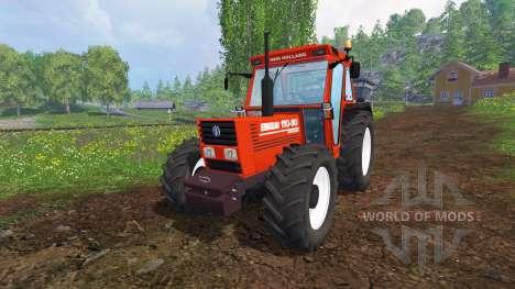 New Holland 110-90 DT v2.0 для Farming Simulator 2015