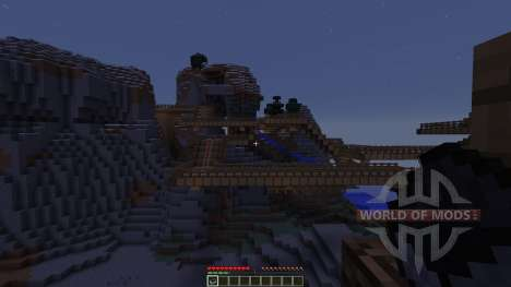 Back Breaker 69 для Minecraft