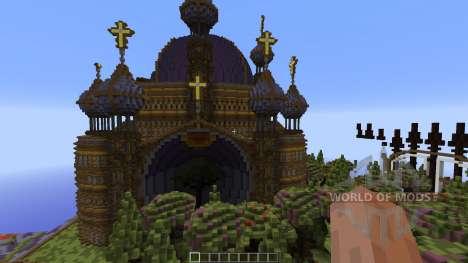 Garden of Eden для Minecraft