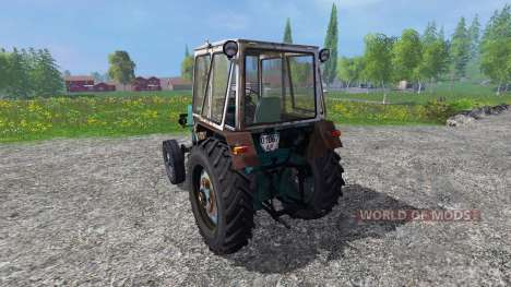 ЮМЗ-6КЛ v2.2 фронтальный погрузчик для Farming Simulator 2015