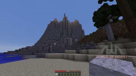 Castaway для Minecraft