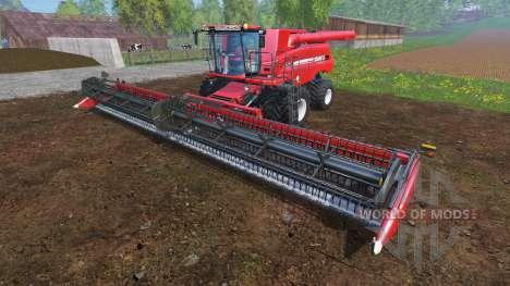 Case IH Axial Flow 9230 v1.3 для Farming Simulator 2015