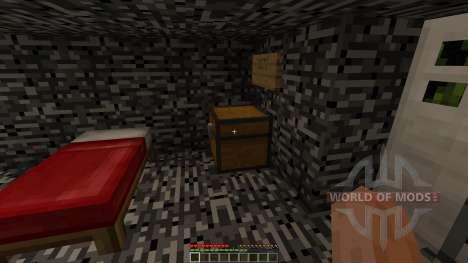Left 4 Dead для Minecraft