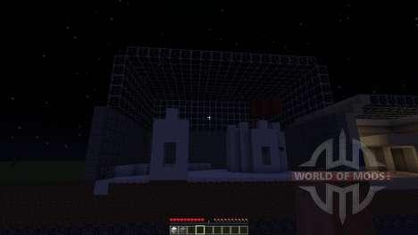 Cagefighting By DJEPICOM для Minecraft