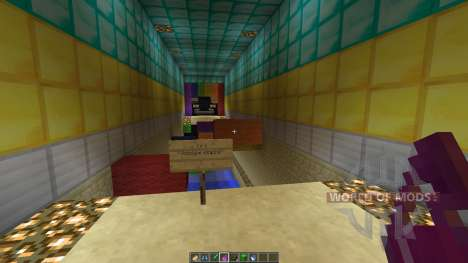 The Impossible Game для Minecraft