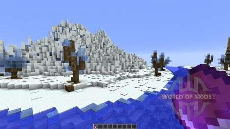 The Temple of Haedra для Minecraft