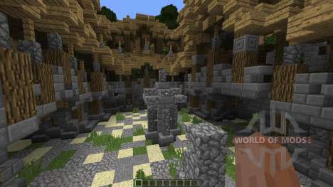 Minecraft Map для Minecraft