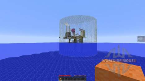 PVP_RUSH для Minecraft