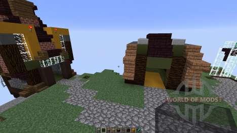 larklight для Minecraft