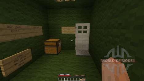 The Mad House для Minecraft