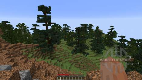 Isle of Solitary для Minecraft