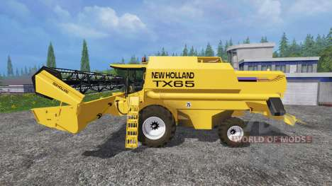 New Holland TX65 для Farming Simulator 2015