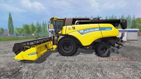 New Holland CR9.90 v2.0 для Farming Simulator 2015