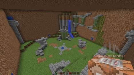 Monster Mayhem Mob Arena для Minecraft