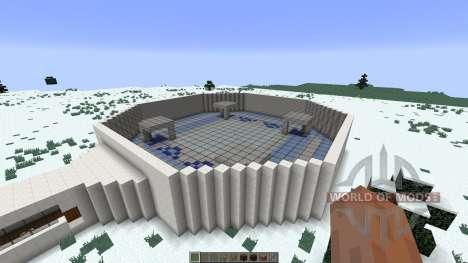 The Colosseum для Minecraft