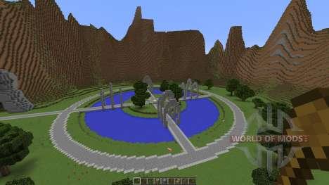 Spawn для Minecraft