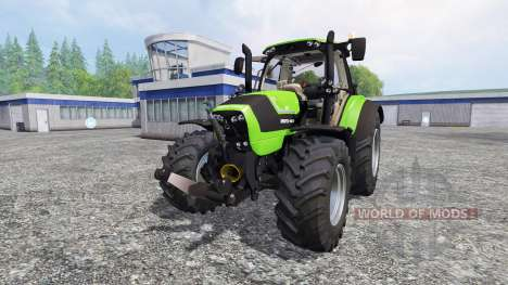 Deutz-Fahr Agrotron 6140.4 v2.0 для Farming Simulator 2015
