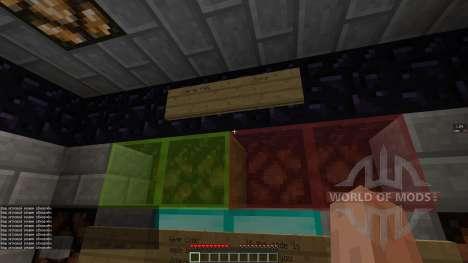 COMBAT GAMES 2 для Minecraft