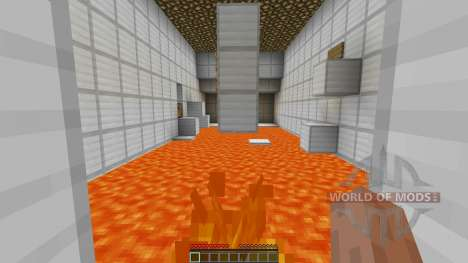 YellowWierdos Parkour 2 для Minecraft