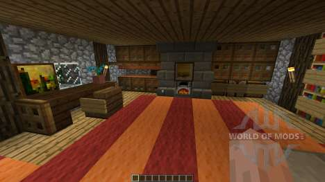 Medieval Fantasy Home 1 для Minecraft