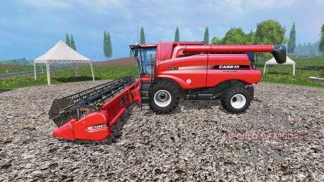 Case IH Axial Flow 7130 v1.3 для Farming Simulator 2015