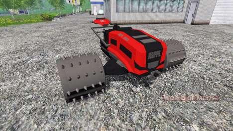 Koppl GEKKO для Farming Simulator 2015