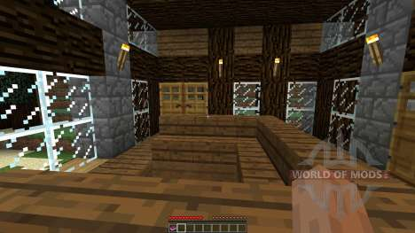 Trapped Island для Minecraft
