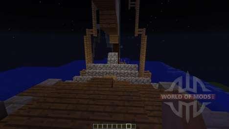 Nordic Ship для Minecraft
